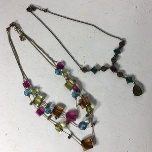 Jewelry - Beautiful Multicolored Beaded Necklaces